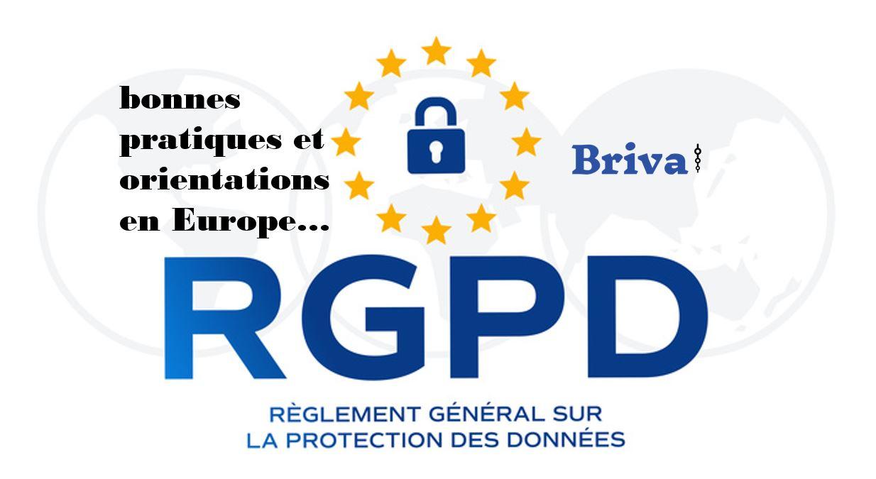 Briva - RGPD - GDPR